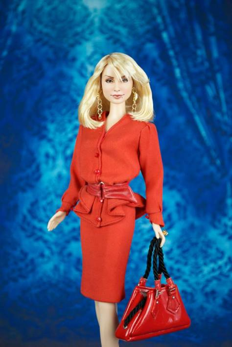 Samantha Jones Barbie