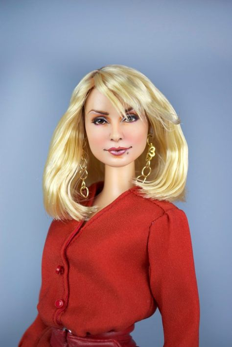 Samantha Jones Barbie