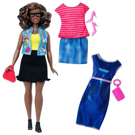2016_Barbie_Fashionistas_39_Emoji_Fun_Doll_&_Fashions_Curvy