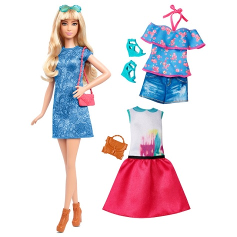 2016_Barbie_Fashionistas_43_Lacey_Blue_Doll_&_Fashion_Tall