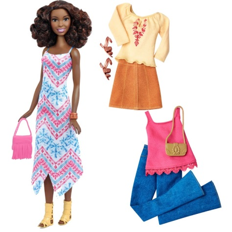 2016_Barbie_Fashionistas_45_Boho_Fringe_Doll_&_Fashions_Tall