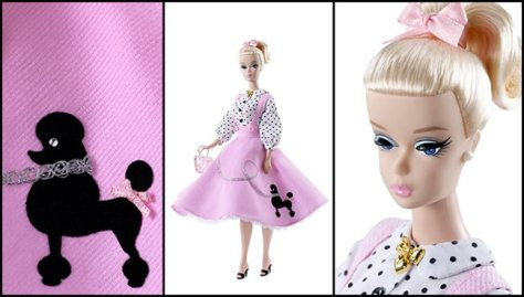 Soda Shop Barbie Doll
