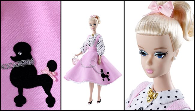 Soda Shop Barbie Doll, la primera muñeca BFC de 2016