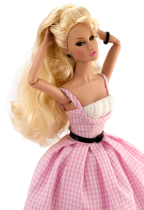 Ma Petite Fleur Poppy Parker Doll