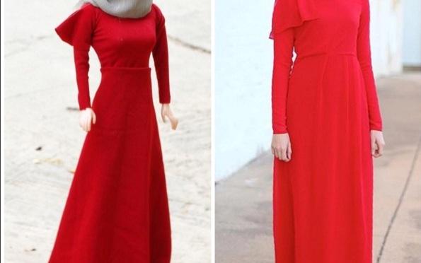 Revolución en Instagram por la Barbie musulmana con hijab
