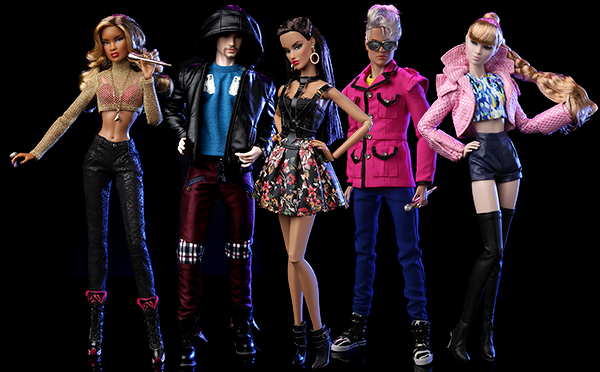 """In The Mix"" Color Infusion Capsule Collection, lo nuevo de Integrity Toys"
