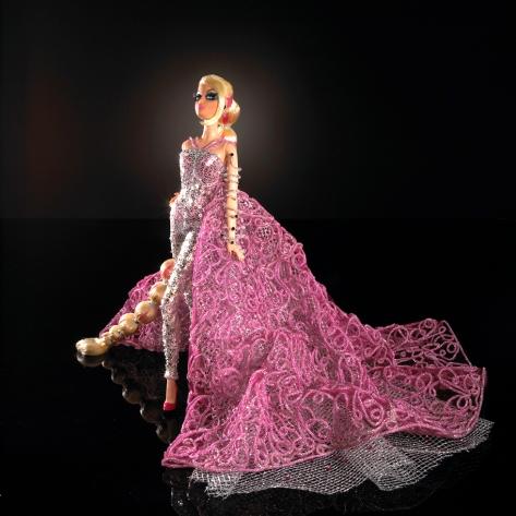 Futuristic Fashionista Barbie Doll