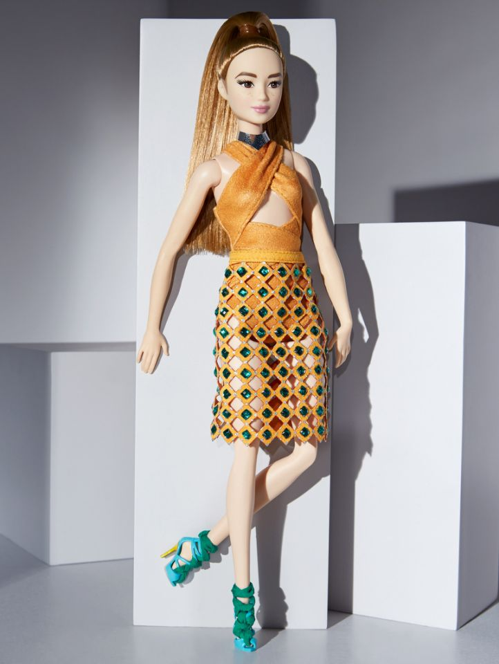 Balmain Barbie Doll