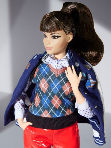 Marc Jacobs Barbie Doll