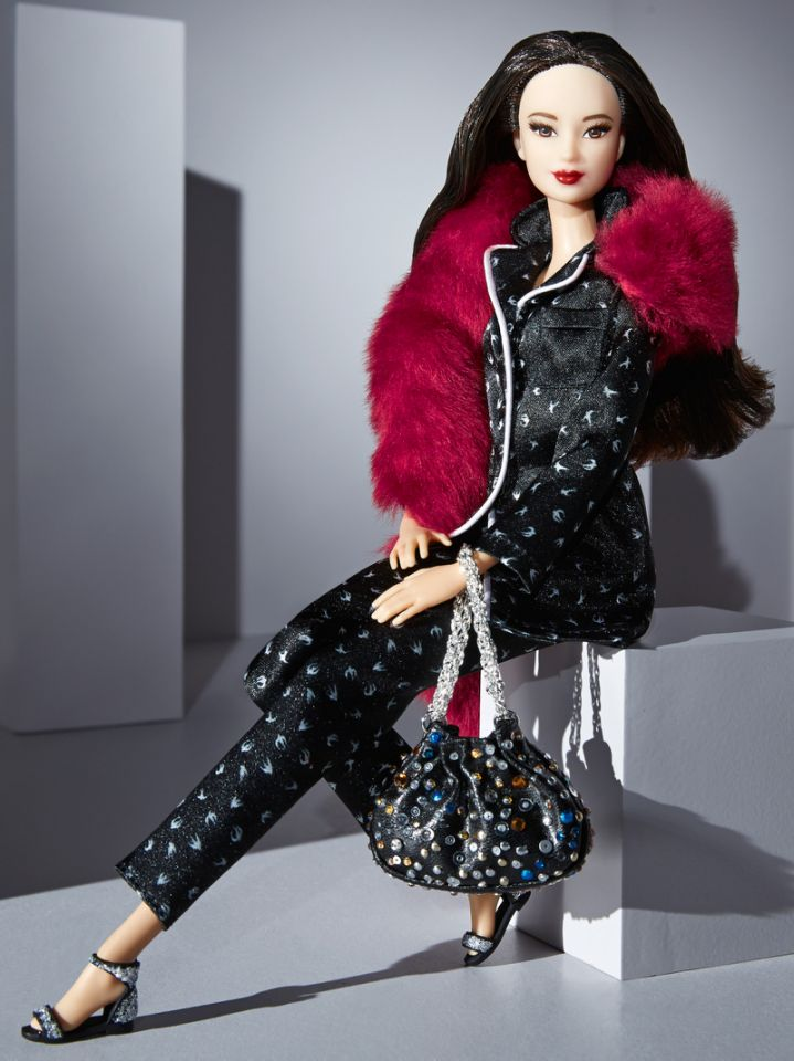Sonia Rykiel Barbie Doll