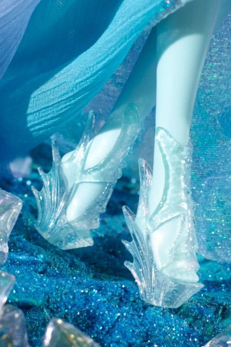 Water Sprite Barbie Doll