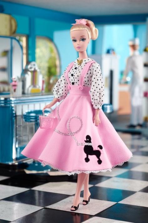 Soda Shop Barbie Doll