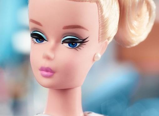 Soda Shop Barbie Doll, la tercera muñeca de la colección Willos, WI