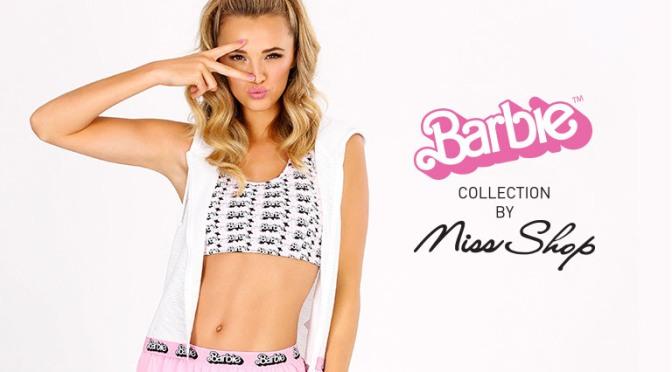 Barbie Collection by Miss Shop, a la moda con Barbie