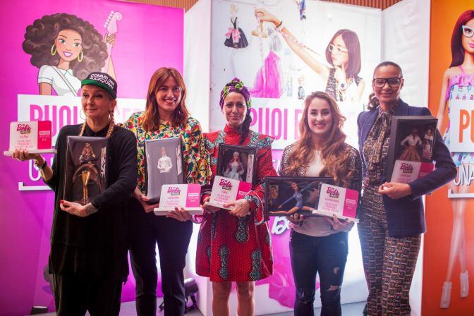 Barbie Awards o cómo seis mujeres decidieron y conquistaron su futuro