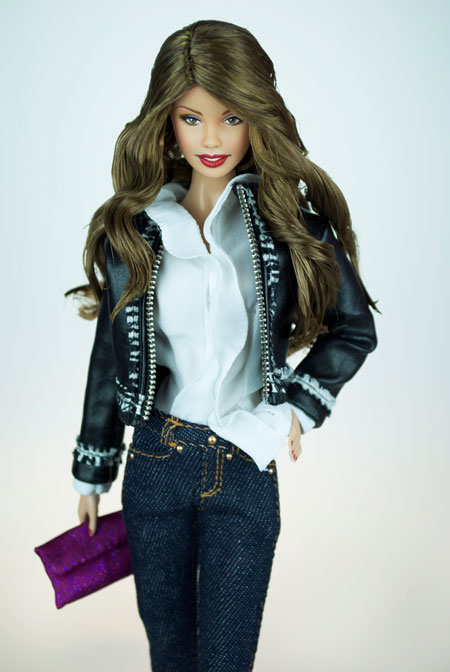 CHIARA NASTI Barbie doll