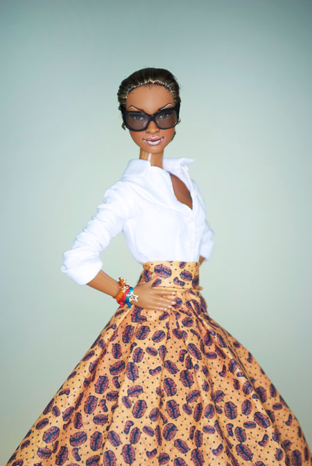 STELLA JEAN Barbie Doll