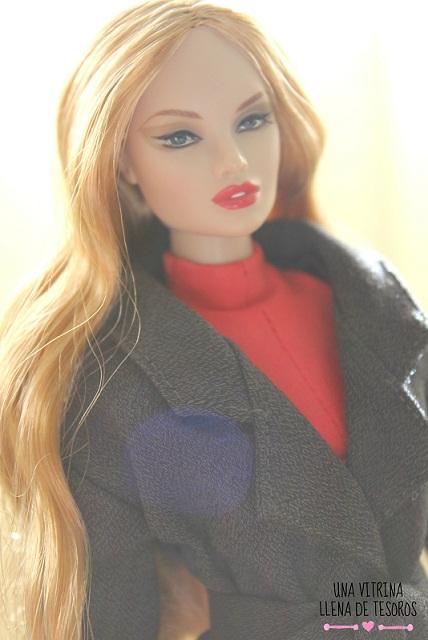 Voltage Erin Stalton Doll, mi primera NU.Face