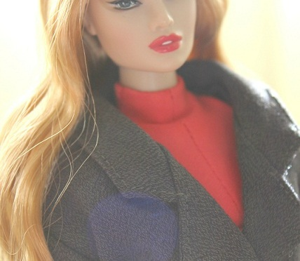 Voltage Erin Stalton Doll, mi primera NU.Face