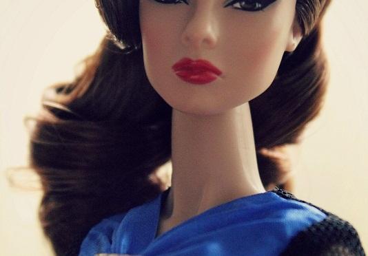 Energetic Presence Giselle Diefendorf Doll,pura elegancia y misterio