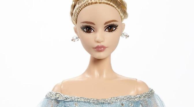 Winter's Wish Barbie Doll, nueva donación de Carlyle Nuera