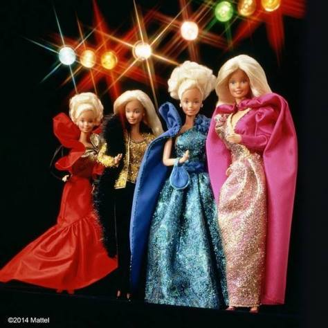 Oscar de la Renta Fashions Barbie