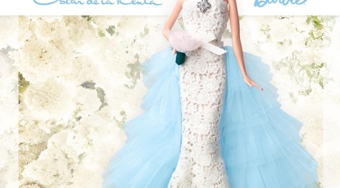 Oscar de la Renta Barbie Doll, el último homenaje de la muñeca al diseñador