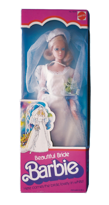 Beautiful Bride Barbie® Doll #9599