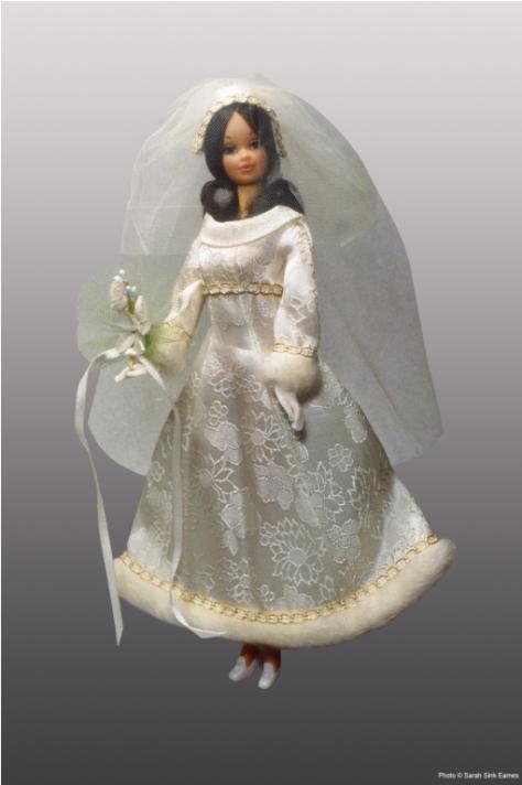Bridal Brocade #3417