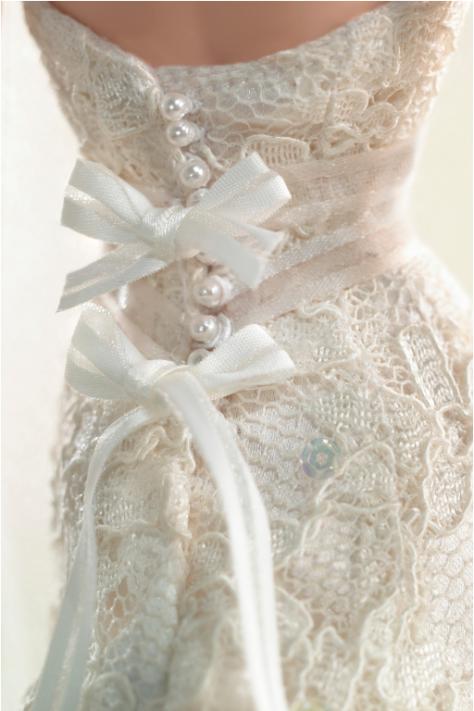 carolina bride barbie doll