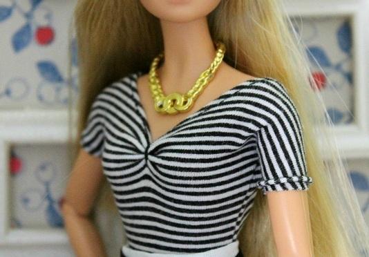Bárbara y la delicadeza de Dolly Dolls