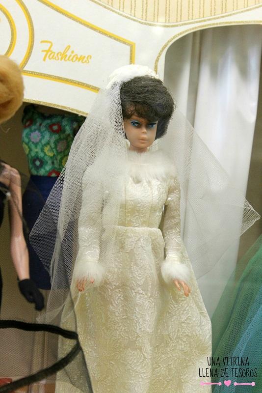 Las 1001 bodas de Barbie que nunca se dieron