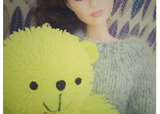 Sophie,la nueva chica de las fotos de La Vitrina