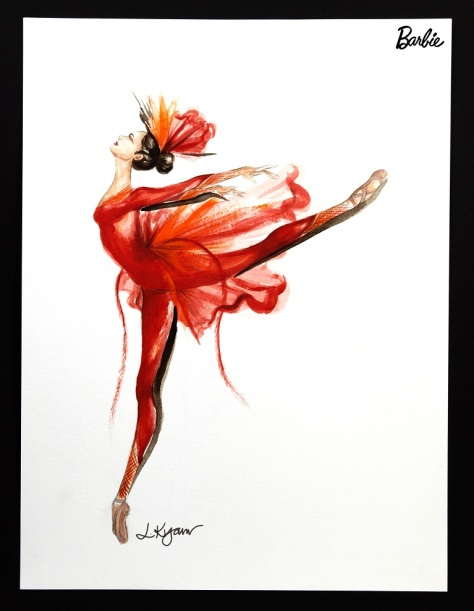 Barbie_MistyCopeland_Sketch