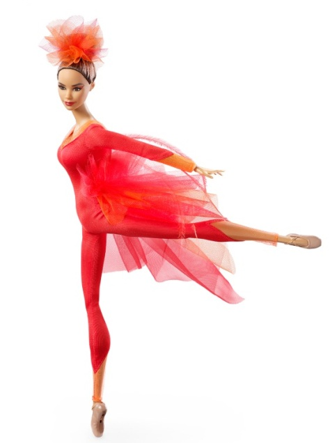 Misty Copeland Barbie Doll