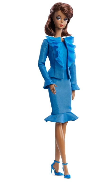 Chic City Suit Barbie Doll