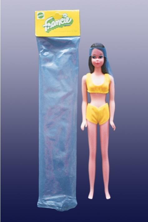 """""""Baggie"""" Francie® Doll #7699"""