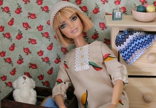 Ava, la Barbie Fashionista que no es lo que parece