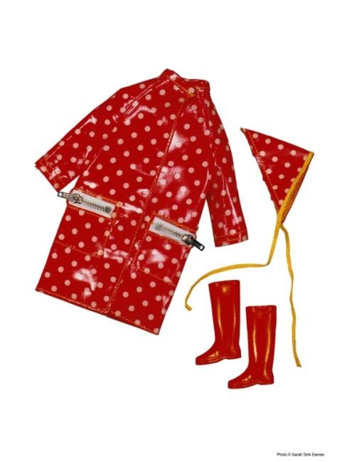 Polka Dots 'n Raindrops #1255