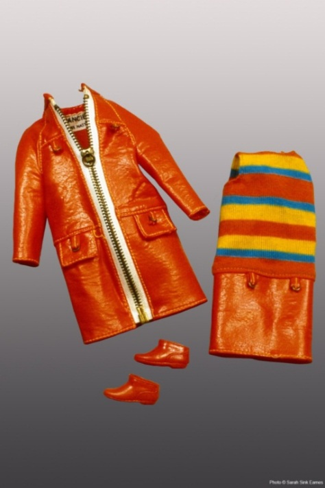 Sears Exclusive Orange Zip