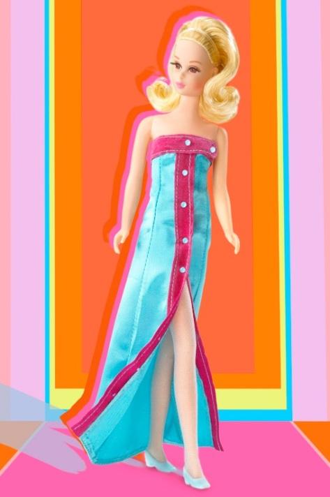 Smashin' Satin™ Francie Doll (2)