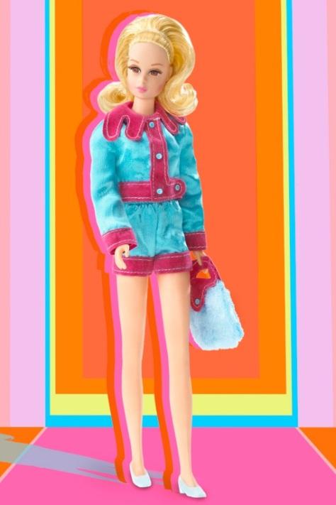 Smashin' Satin™ Francie Doll
