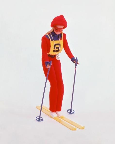 1975 Olympic Skier