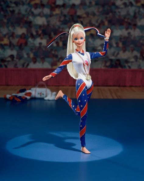 1996 Gymnast