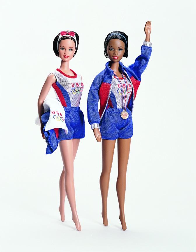 Barbie, presente en los Juegos Olímpicos