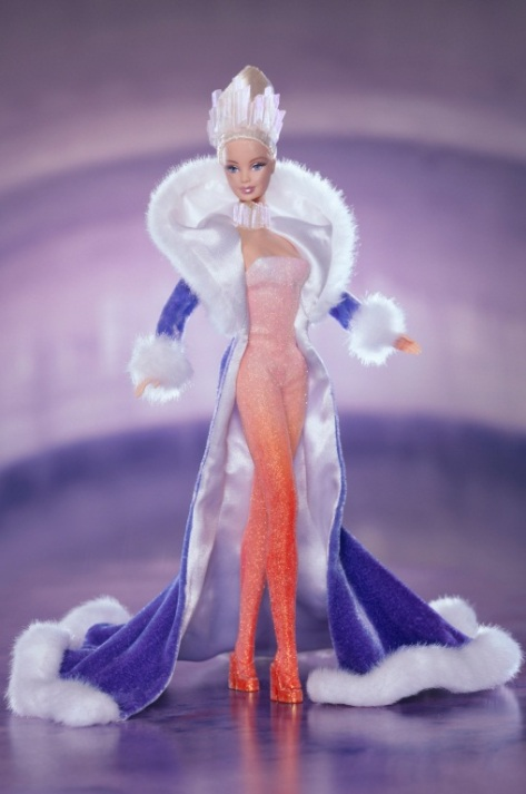 Fire and Ice™ Barbie® Doll
