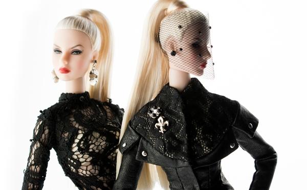 La segunda exclusiva del W Club no es una muñeca ¡son dos! Agnes y Giselle