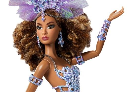 Luciana Barbie Doll, lo último de Carlyle Nuera