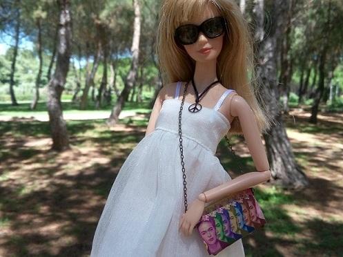 Un vestido para Sandra