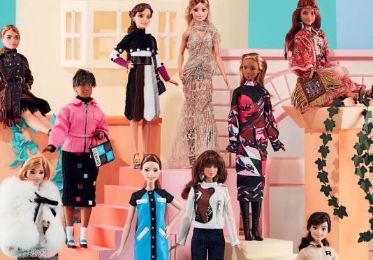 Barbie fashion icons 2016, según Vogue Italia
